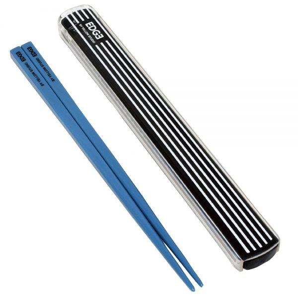 '20 EDGE 箸&ケース ブルー