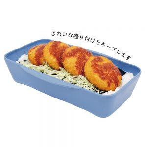 time for LUNCH盛り付けイメージ