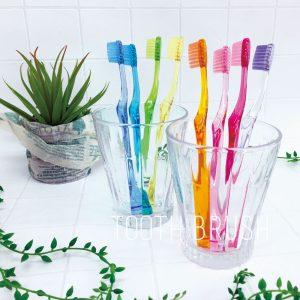 カラー歯ブラシ イメージ