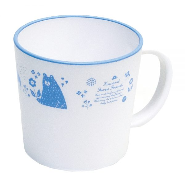 Kuu コップ ブルー