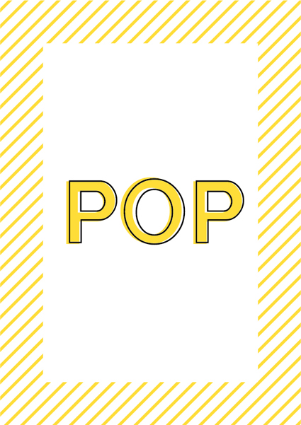 POPダウンロード