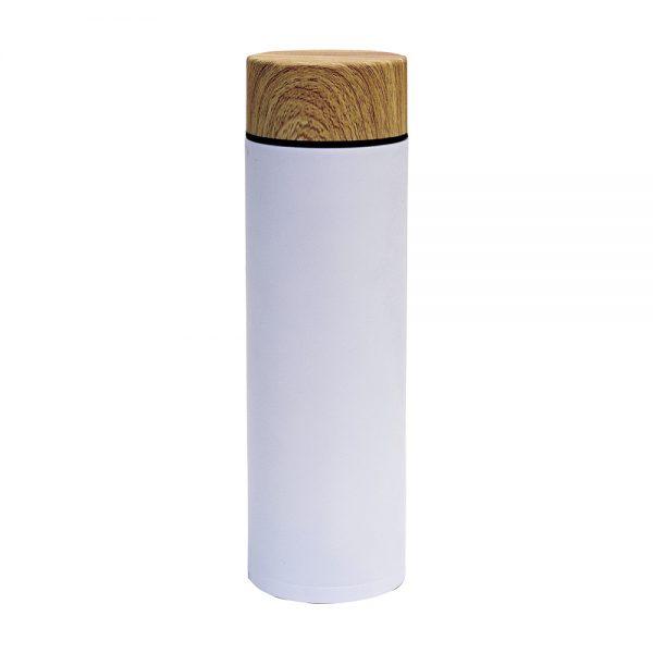 ステンレスボトル500ml ホワイト